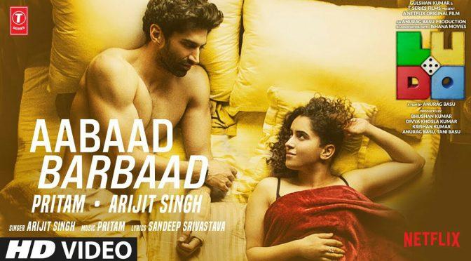 Itna Ehsaan Kar Do – Arijit Singh | Aabaad Barbaad