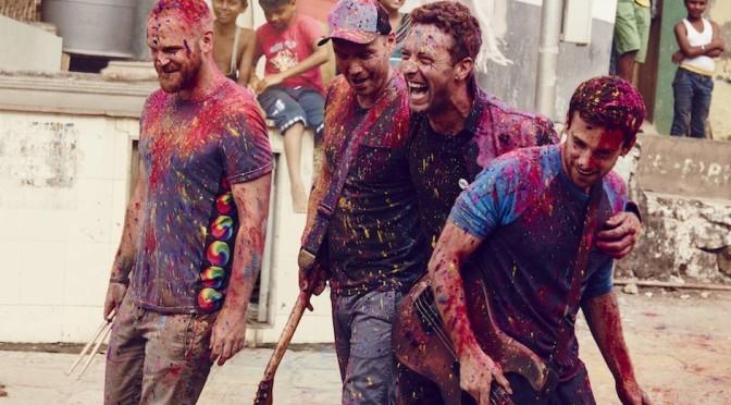 Coldplay HymnForTheWeekendFeatBeyonce