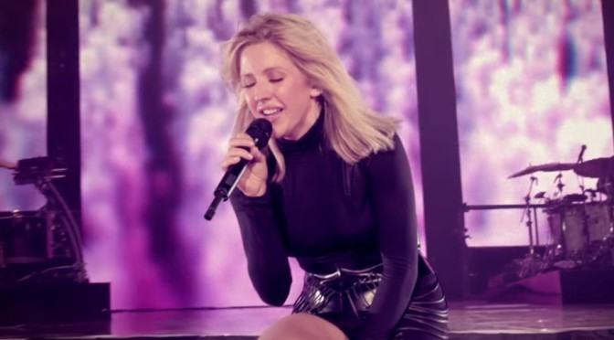 EllieGoulding SomethingInTheWayYouMove