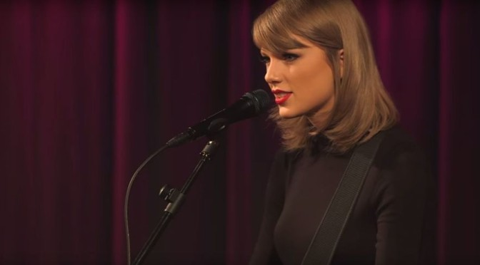 Wildest Dream Unplugged Taylor Swift