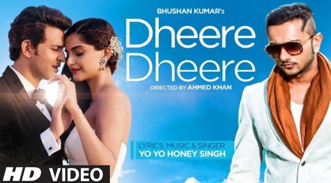 dheere dheere honey singh