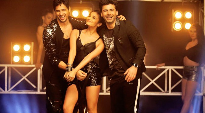 Let'sNacho Kapoor&Sons