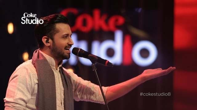 Atif Aslam – Tajdar-e-Haram Coke Studio