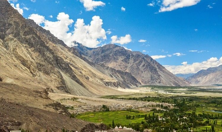 Nubra-Valley Timeless in Ladakh