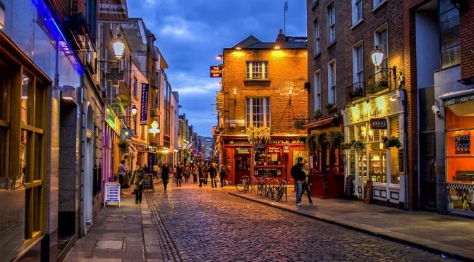 Dublin – Ireland Travel Guide