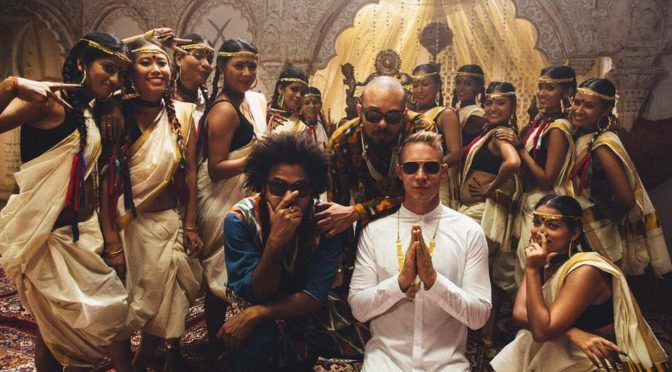 DJ Snake – Talk feat George Maple