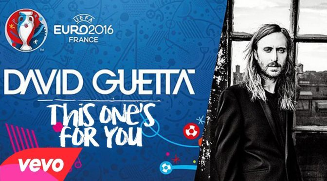 David Guetta ft. Zara Larsson – This One's For You