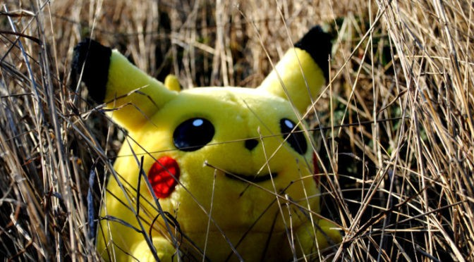 What is Pokemon Go?