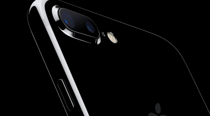 iphone  jet black