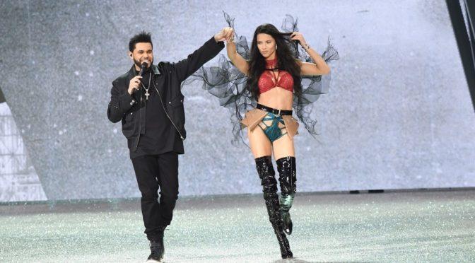 The Weeknd – Starboy Victoria Secret Live