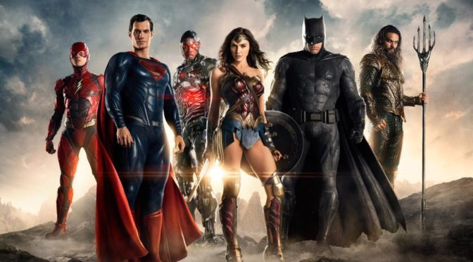 JusticeLeague – Trailer
