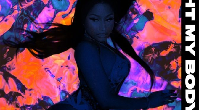 Light my Body up David Guetta Nicki Minaj