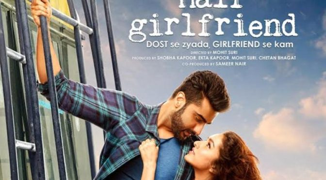 thodi der half girlfriend