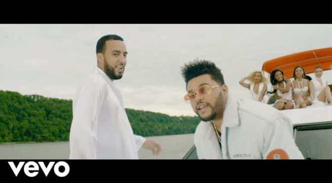 A lie The Weeknd French Montana