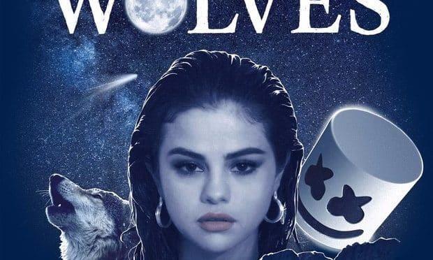 Selena Gomez feat Marshmello – Wolves