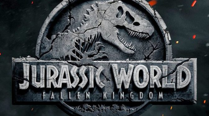 Jurassic World – Fallen Kingdom Trailer