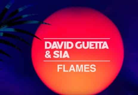 David Guetta + Sia – Flames