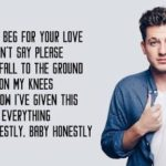 Charlie Puth – Done for Me feat Kehlani