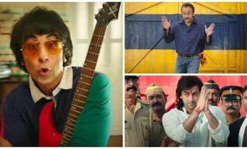 Sanju Official Trailer | Ranbir Kapoor