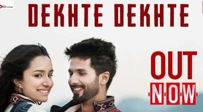 Dekhte Dekhte Chords – Atif Aslam