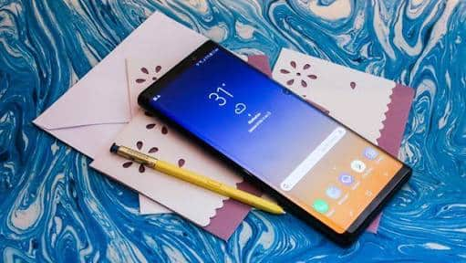 "Samsung Galaxy Note 9 Launched | 6.4"" Display 