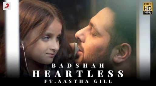 Badshah – Heartless feat Aastha Gill | O.N.E. Album