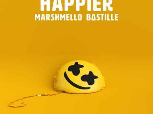 Marshmello feat Bastille – Happier