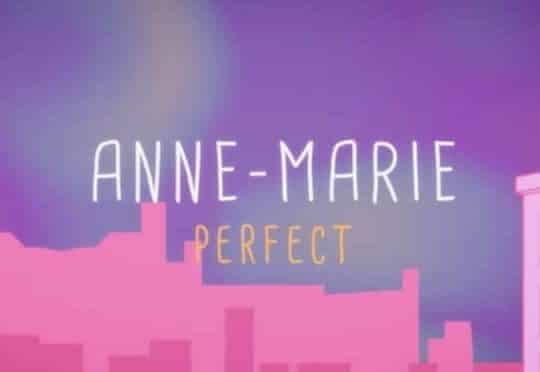Anne Marie – Perfect to Me