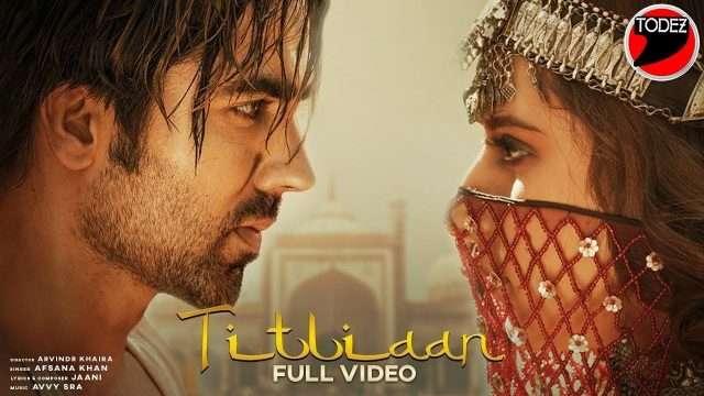 Yaar Mera Titliyan Warga – Afsana Khan | Hardy Sandhu
