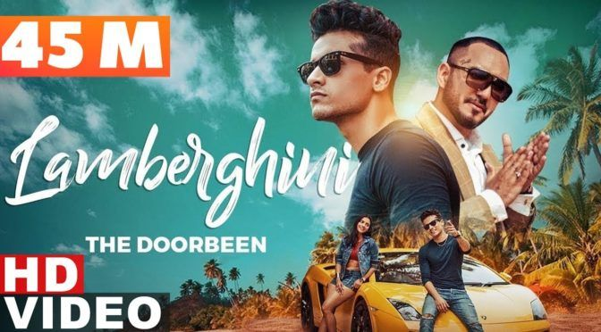 Model Town Vich Mare Gedi – Lamberghini | The Doorbeens