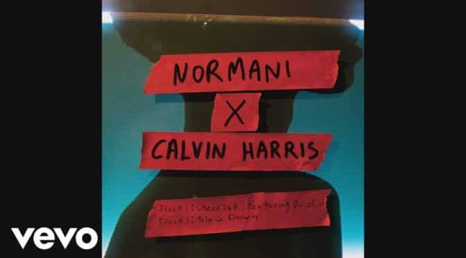 Normani X Calvin Harris – Checklist feat Whizkid