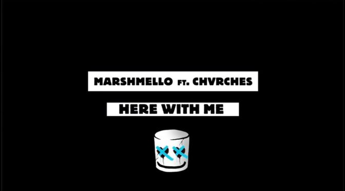 Marshmello – Here With Me Feat Chvrches