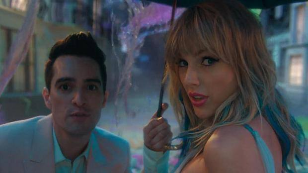 Taylor Swift – Me! feat Brendon Urie