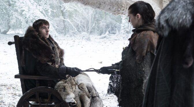Game of Thrones | Arya Stark Dagger?