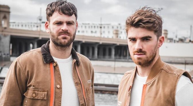 TakeAway – The Chainsmokers, Illenium feat Lennon Stella