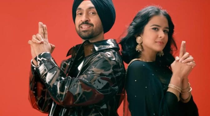 Stranger Naal Ho Gaya Pyar – Diljit Dosanjh