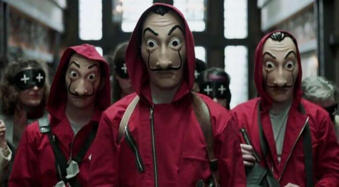 My Life is Going On – OST Money Heist | La Casa Da Papel