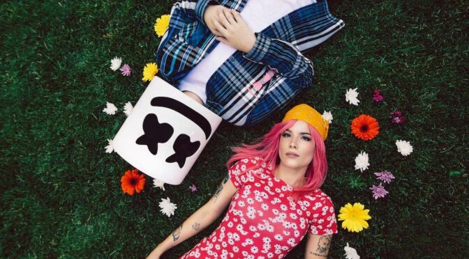 Be Kind To The One You Love – Halsey | Marshmello